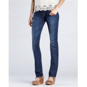 Lucky Sofia Straight Leg Ankle Jeans Size 2/26